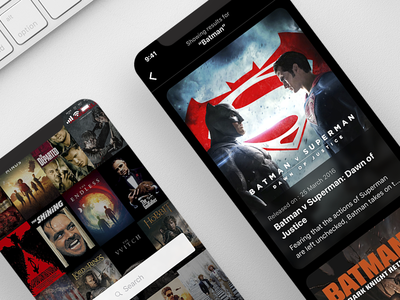 Movie Search App