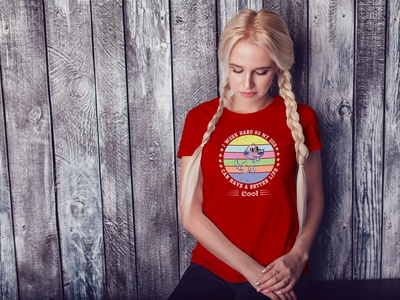 Custom t-shirt design. apparel t-shirt print dribble behance logo folio trending professional vector logo branding cool unique modern illustration graphic design typography t-shirt design t-shrt custom design custom t-shirt