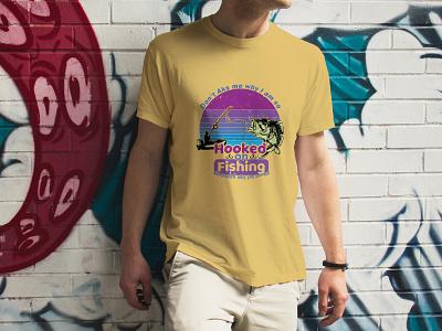 Fly fishing t-shirt design professional artist art designer behance deibble trending brands branding black modern unique logo folio logo graphic design vector illustratior t-shirt design fly fishing t-shirt fishing t-ahirt design