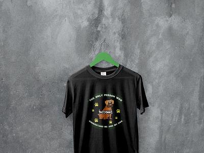 T-shirt design modern cool dribble logo design dog t-shirt professional unique expert vector illustration typography collection trend branding logo graphic designer graphic design design t-shirt design t-shirt