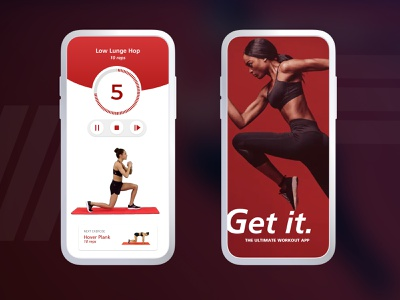 Countdown Timer - Daily UI #014 timer countdown workout fitness graphicdesign uidesigner uidesign uxdesigner uxdesign dailychallenge dailyui design logo daily dribbblers user experience app ux ui uiux