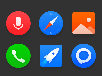 Infinix OS 2 0 Icon Design by FengG on Dribbble