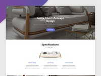Product promo page
