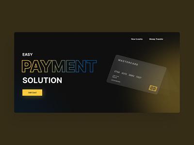 Fintech-Payment Solution Website ux ui best payment website best fintech website best fintect app trendy design best design in dribbble webapp website payment fintech