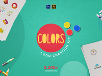 Colors Logo Creation Kit