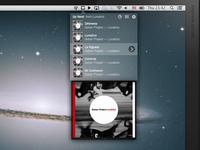 iTunes Mini player 2.0
