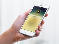 concept design for a new app