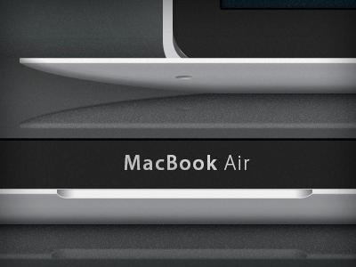Macbook air pro detail