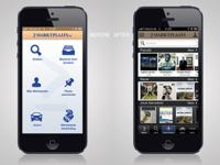 Quick Marktplaats App Mockup
