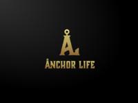 Anchor Life. Logo Design @2019
