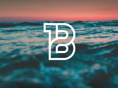 12Bit Production - Logo design ©2019 identity brand typography minimal video design monogram mark symbol logo