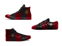 Atlanta United FC Shoe Concepts