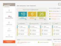 Team Management Interface
