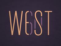 60west Logo