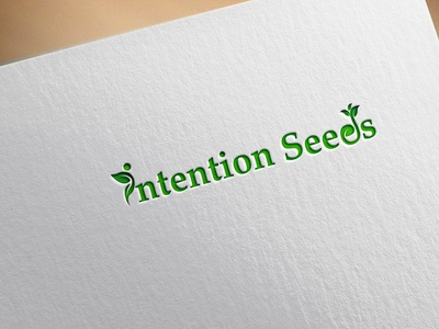 Intention seeds logo