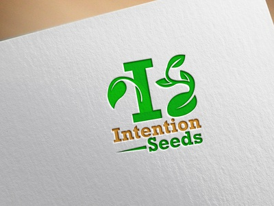 intension seed logo