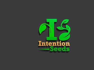 intention seeds logo seeds