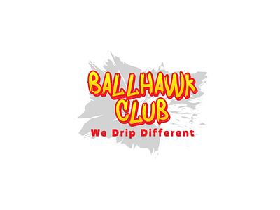 Ballhawk club logo club logo