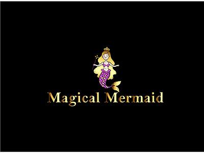 magical mermaid logo mermaid logo logo