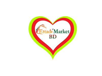 Ettadi market logo market logo 3d logos attadi market logo 3d logo