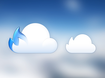 Firecloud Icons