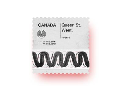 Martian Stamp