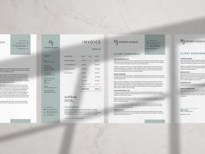 Hayden Jacques law logo sttaionery stationery design brand logo contract design letterhead design invoice design logo design brand design brand identity design logo law firm graphic design corporate logo brand mark branding logo branding