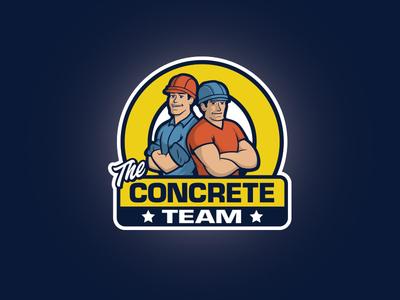 The Concrete Team Branding