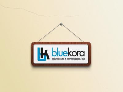 Bluekora on the wall! bluekora frame wood nail shadow wall depth