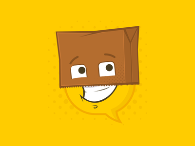 Spoof Chat Mascot hidden icon chat mascot