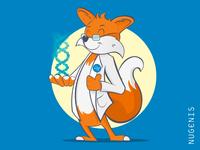 Nugenis Mascot