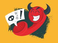 Prank Calls - Mascot