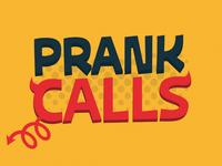 Prank Calls - Logo