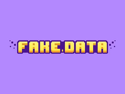 Fake Data Logo design logo