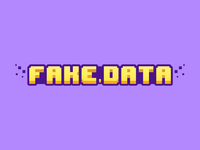 Fake Data Logo