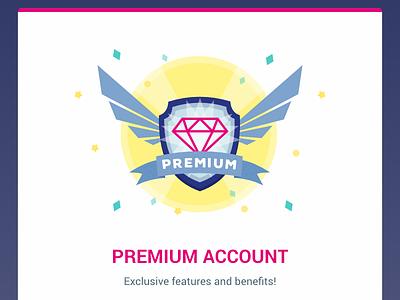 Premium Tier premium tier badge