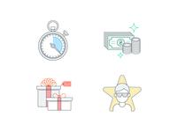 Finova Icons