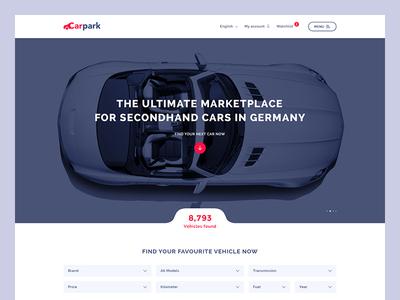 Carpark - Redesign - Inspiration