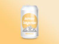 Serene Tangerine Beer