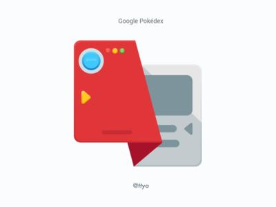 google Pokédex lol pokedex poke dex pokemon material icon google