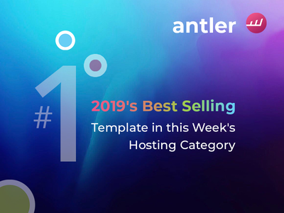 Antler - Best Selling Template
