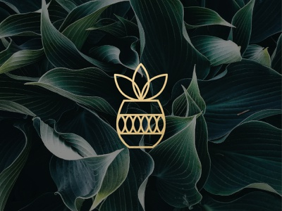 Home Plant | Branding eco identity logo design green plant leaf iconography brand design icon branding logo