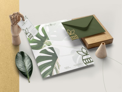 Home Plant   Branding eco identity logo design green plant leaf iconography brand design icon branding logo