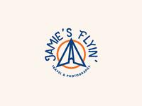 Jame's Flyin' Logo