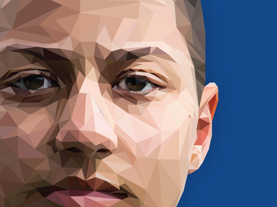 We call B.S. ✊ visual design march fearless emma gonzalez power movement polygon illustration low poly