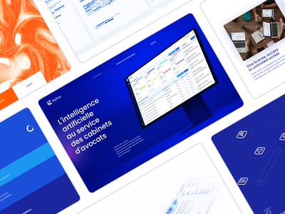 Service for Lawyers designs material vector adaptive branding design clear animation ux ui mentalstack