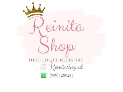 REINITA SHOP graphic design branding logo