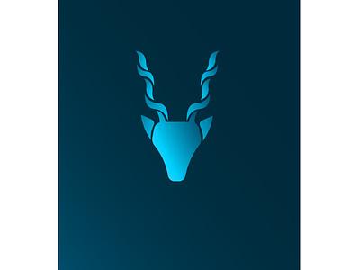 Illustration of Blackbuck creative illustration art favicon icon blackbuck logo design photography photoshop branding graphic design illustration illustrator