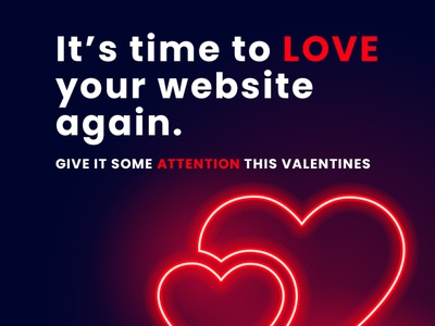 Valentines day branding essex marketing websitedesign love valentinesday