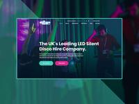 Silent Disco New Website